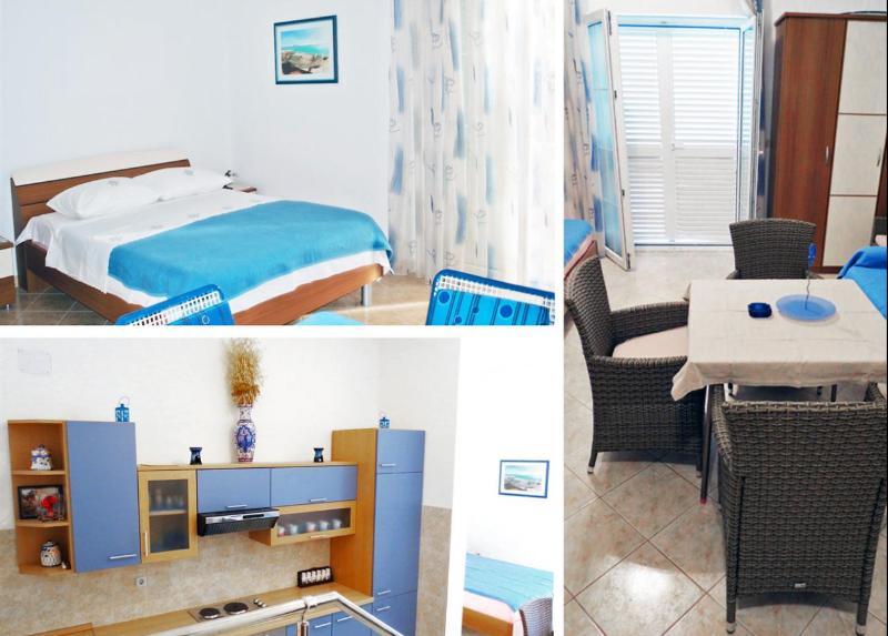 Sky Blue Studio Apartment - Image 1 - Okrug Gornji - rentals
