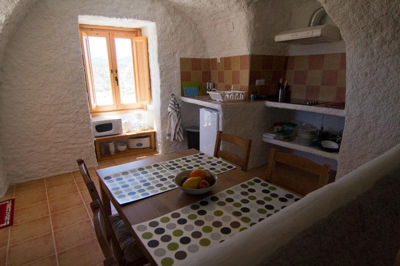 Cavehouse 'El Margen' - Image 1 - Cullar - rentals