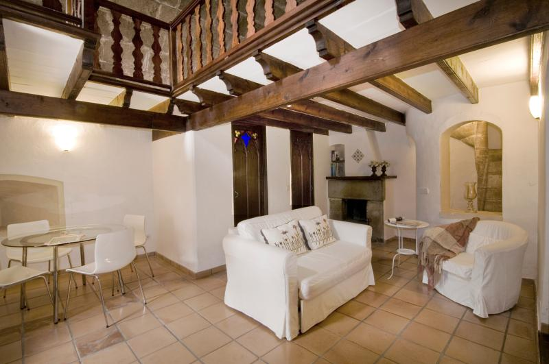 OLD BARN IN A PALACE - Image 1 - Valldemossa - rentals