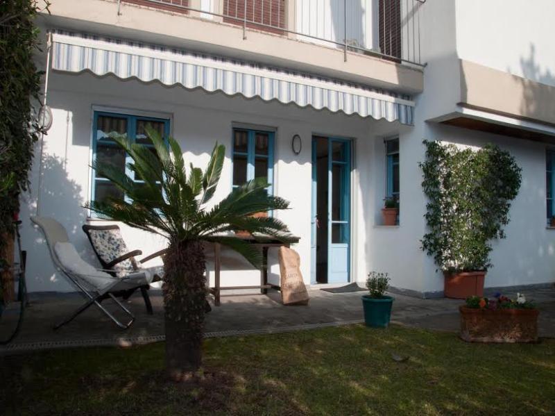 ingresso giardino - 2 Bedroom Vacation House at Fore Dei Marmi - Forte Dei Marmi - rentals