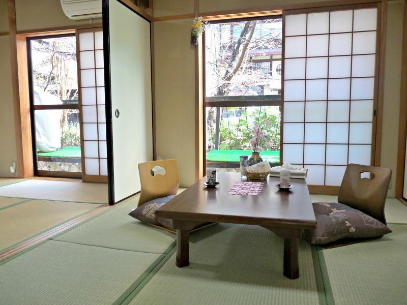 Both rooms - Kyoto Nice - Sakura River View - Kyoto - rentals