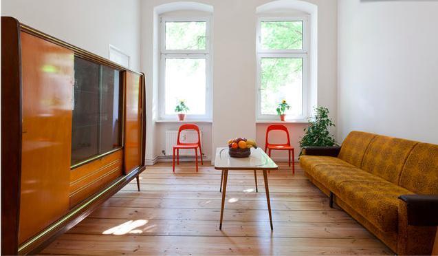 Studio Flat in Central Kreuzberg in Berlin - Image 1 - Berlin - rentals