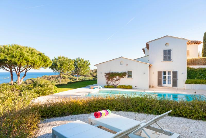Luxury villa Saint-Tropez, 5 bedrooms, 10 people - Image 1 - Saint-Tropez - rentals