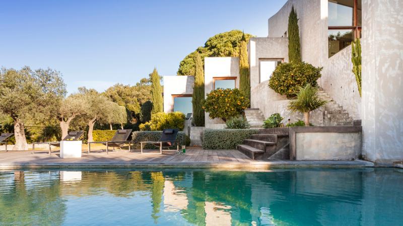Magnificent villa in St-Tropez - Image 1 - Ardenais - rentals