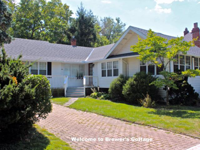 Welcome to Brewer's Cottage - Brewer's Cottage - Niagara-on-the-Lake - rentals