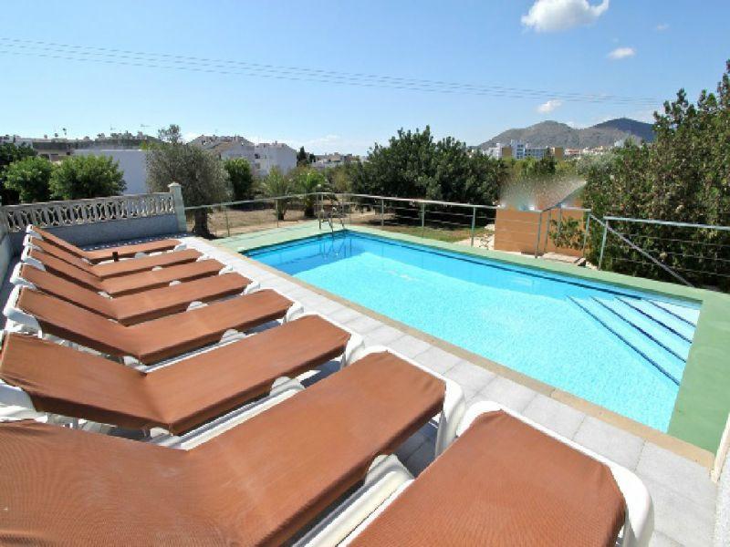 Villa en el Puerto de Alcudia (8 plazas) Ref. 43374 - Image 1 - Puerto de Alcudia - rentals