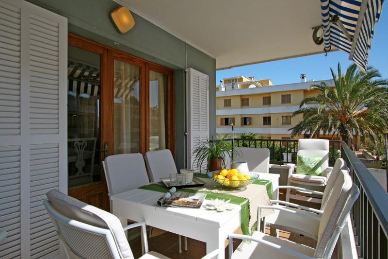 Apartamento en Ca'n Picafort (6 plazas) Ref. 43623 - Image 1 - Ca'n Picafort - rentals