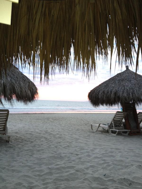 Beach front - Playa Royale Located in one of the most beautiful - Nuevo Vallarta - rentals
