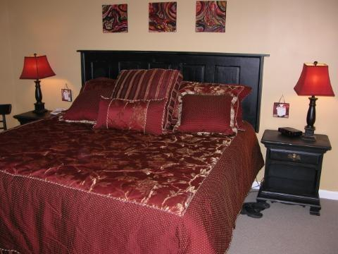 King size master bedroom - 4 Minutes to Okemo Mountain - Proctorsville - rentals