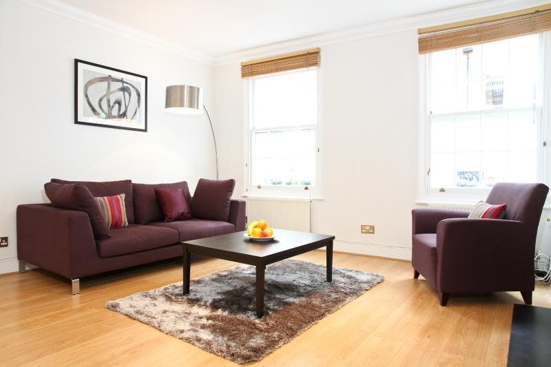 Living area on the 1st floor - 44. 3BR - PRESTIGIOUS LOCATION - HARRODS-HYDE PARK - London - rentals