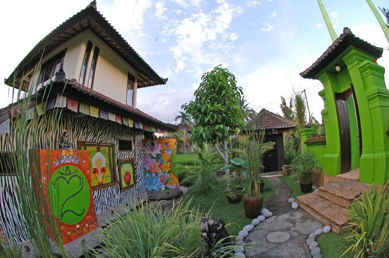 Villa OM Ubud Bali - Bali Ubud Artistic-House Villa OM - West Sulawesi - rentals