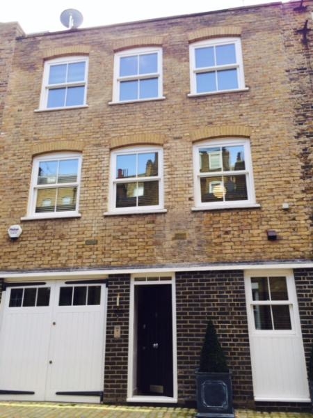 Marylebone Luxury 2 /3 Bedroom 2 Bathroom Modern  Mews House (4533) - Image 1 - London - rentals