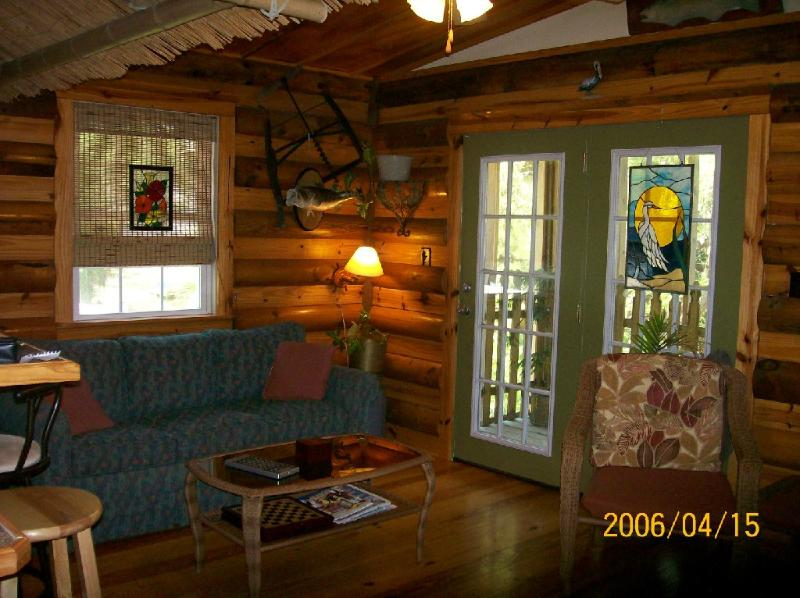 Tree House - MUST BE AT LEAST 25 TO RENT - Image 1 - Tybee Island - rentals