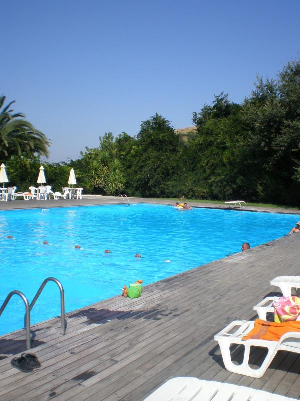 Swimming pool (25 mt. x 12,5 mt.) - ONE VACATION, LOTS OF POSSIBILITIES - Agropoli - rentals
