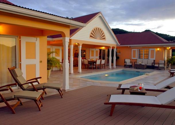 - Villa Les Acajous - Saint Jean - rentals