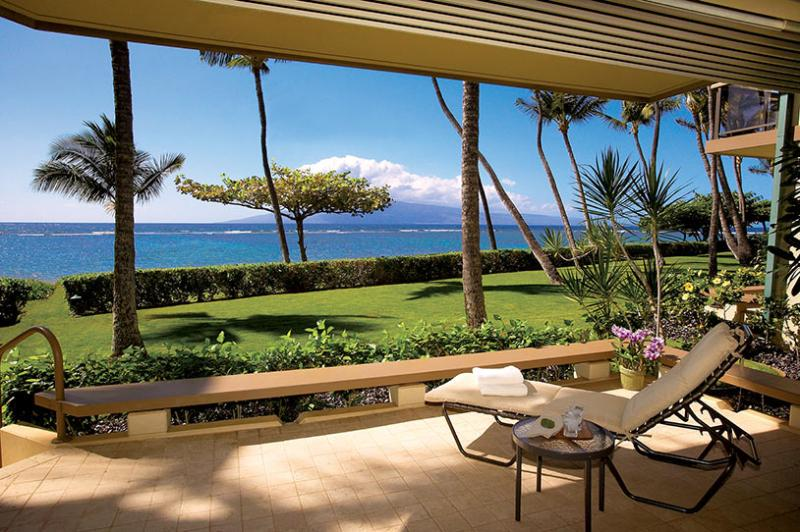 Puunoa Beach Estates - Condominium 101, Sleeps 4 - Image 1 - Lahaina - rentals