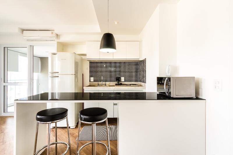 Modern Studio in Vila Olimpia - Image 1 - Taboao da Serra - rentals