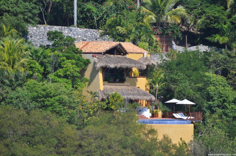 Villa Bahia - VILLA BAHIA at PACIFIC VACATION - Zihuatanejo - rentals