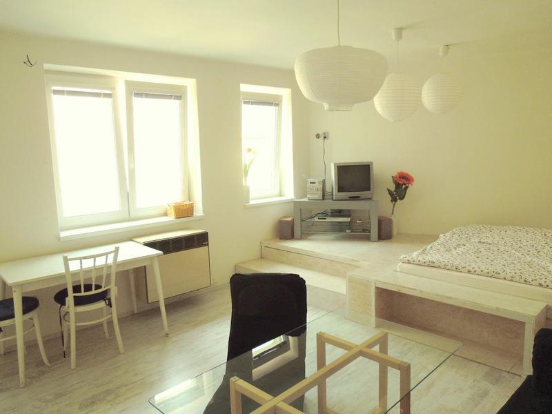 Cozy studio on the Wenceslas Sq. - Image 1 - Prague - rentals