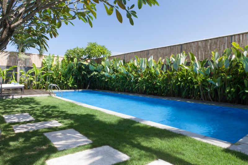 Large 15m pool. - Beautiful Villa, Glistening Pool, Best Location! - Seminyak - rentals