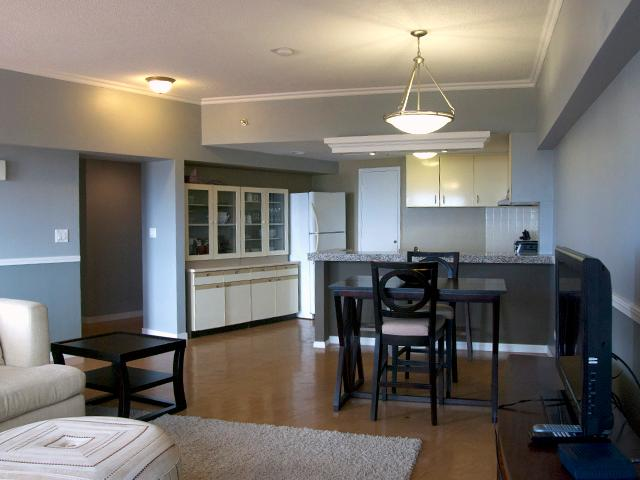 Living Room/ Kitchen - Tumon Bay Ocean View Condo - Cocos Island - rentals