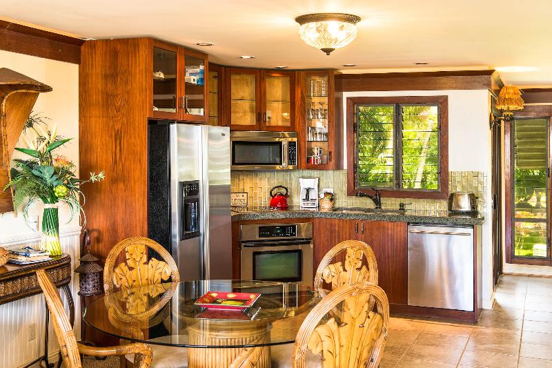 Fantastic Kitchen - Poipu Beach - Kauai Luxury Family Condo - Poipu - rentals