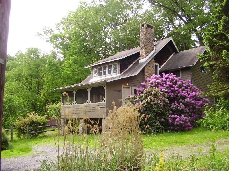 Our home in the springtime - Appalachian Mountain Retreat, 3 BR/2 Ba Gettysburg - Fayetteville - rentals