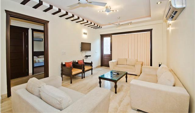 Luxury 3 Bedrooms Serviced Apartment South Delhi - Image 1 - New Delhi - rentals