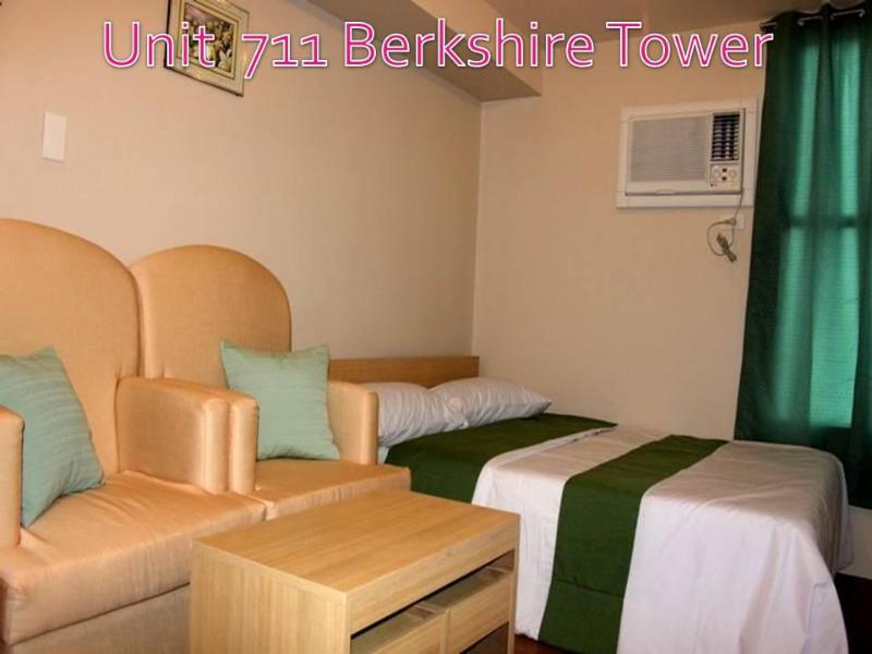 Fully Furnished Condo Unit for Weekly Rental - Image 1 - Pasig - rentals