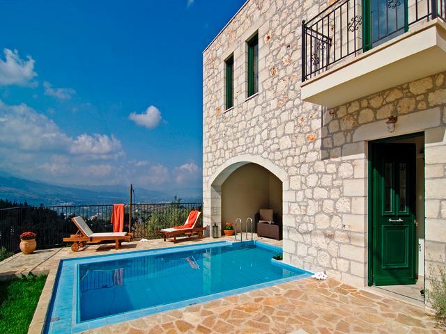 Querini villa Manolis - Image 1 - Alikampos - rentals