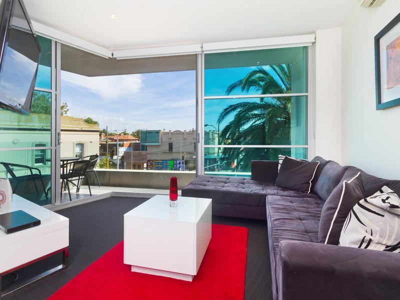 27/220 Barkly St, St Kilda, Melbourne - Image 1 - St Kilda - rentals