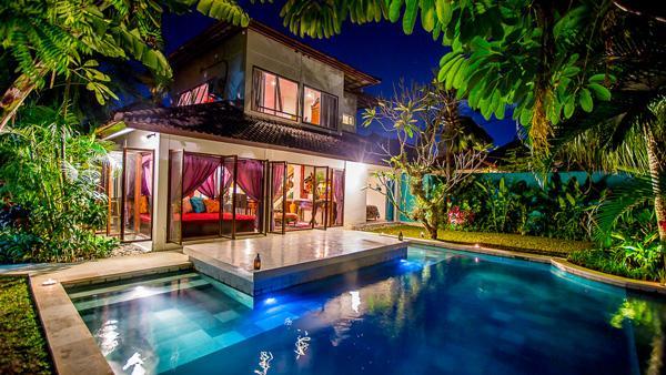 Villa Eshina I - Image 1 - Seminyak - rentals