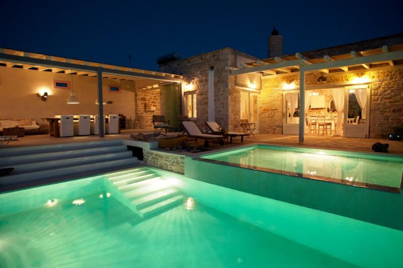 """Luxusvilla Thea - LUXUS """"Villa THEA"""", SEA-View, Matala - South CRETE - Pitsidia - rentals"""