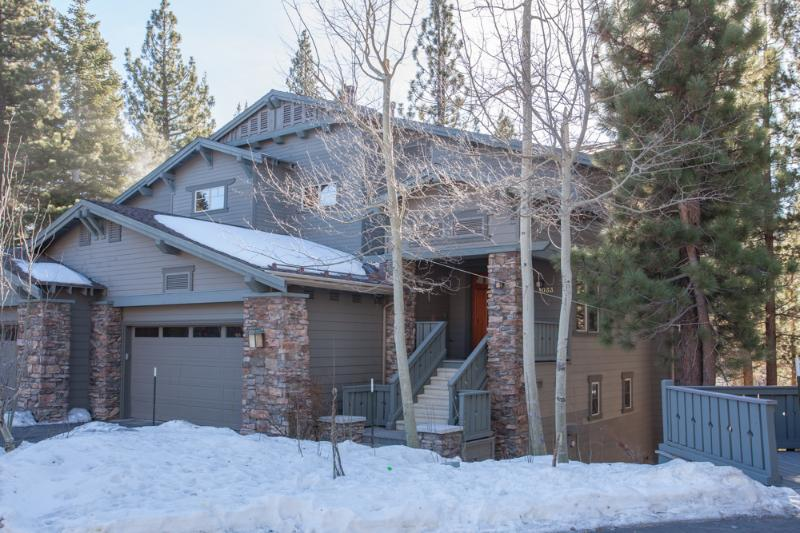 Town-home Front Winter - Timbers # 1033 - Mammoth Lakes - rentals
