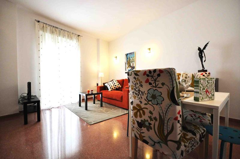 Living Room - The Artist Apartment - Malaga - rentals