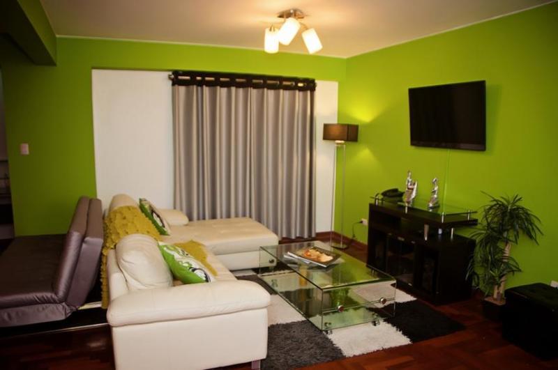 Charming Brand New Apartment in Romantic Miraflores Lima Peru - Image 1 - Lima - rentals