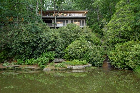 Ellison Lake Home - Image 1 - Lake Toxaway - rentals