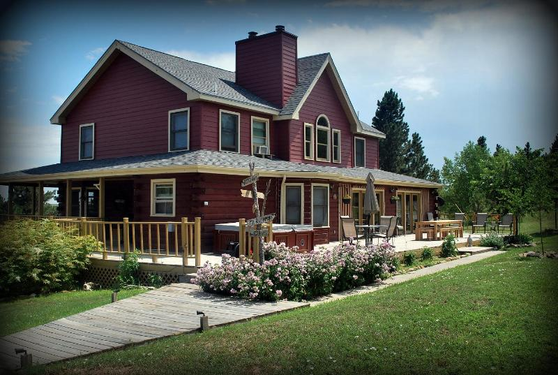 Join us at White Tail Ridge B&B - White Tail Ridge Bed & Breakfast - Wil's Bunk - Hermosa - rentals