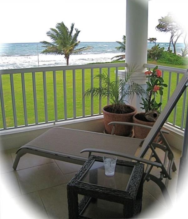 Lanai - Escape to a beachfront paradise - Cabarete - rentals