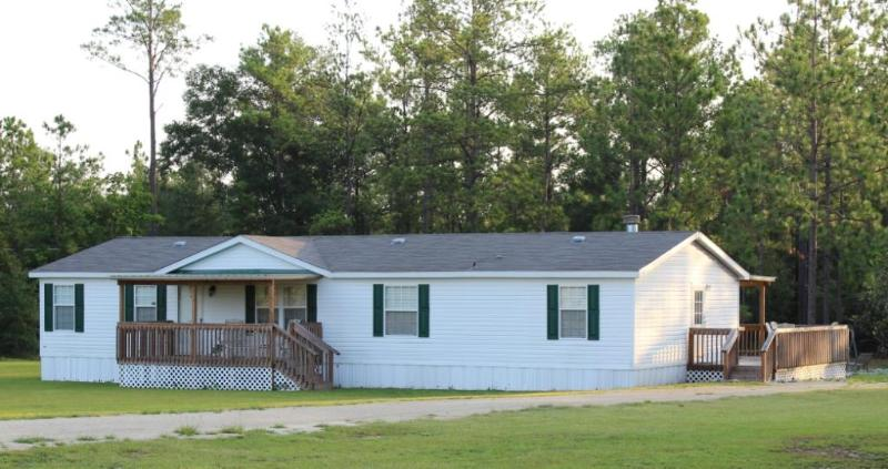 Torreya Rental Front View - Secluded Get-Away Cottage at Torreya State Park - Blountstown - rentals