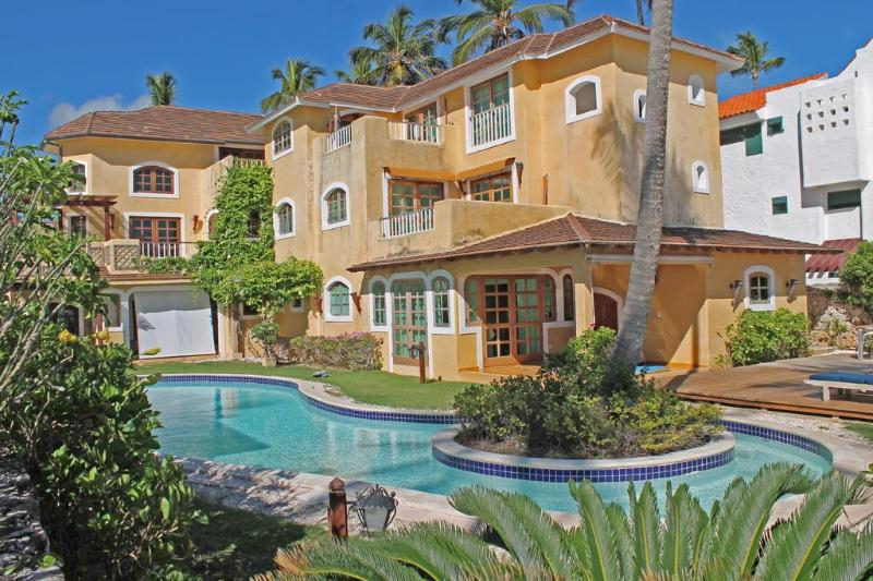 Pool & Villa - BEACH Front Penthouse with Pool - Adults Only - Bavaro - rentals