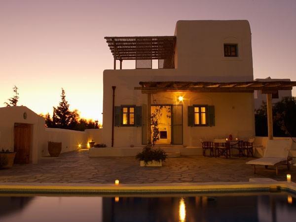 villa Helidoni romantic and private pool villa - Image 1 - Lachania - rentals