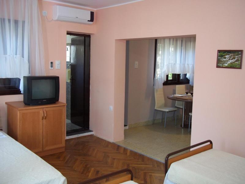1 Bedroom & 2 Bath Apartment with private Balcony - Image 1 - Kotor - rentals