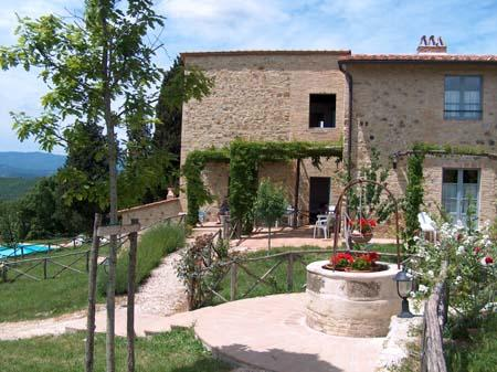 spring time - Stunning view on Tuscany hills, swimming pool - Strove - rentals