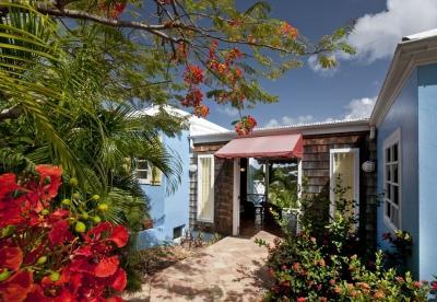 3 Bedroom Villa with Private Veranda in Frenchman's Bay - Image 1 - Frenchman's Bay - rentals