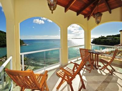 Breathtaking 3 Bedroom Villa in Cruz Bay - Image 1 - Cruz Bay - rentals