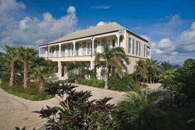 Lovely 4 Bedroom Villa with pool in Estate Shoys - Image 1 - Cane Bay - rentals