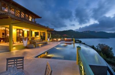 Fabulous 5 Bedroom Villa with Jacuzzi on Tortola - Image 1 - South Sound - rentals