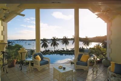 4 Bedroom Villa with view of Prickly Bay on Grenada - Image 1 - Lance Aux Epines - rentals