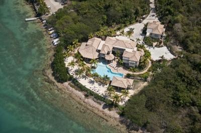 Impressive 9 Bedroom Villa in Cruz Bay - Image 1 - Cruz Bay - rentals